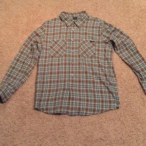 Oakley flannel button up